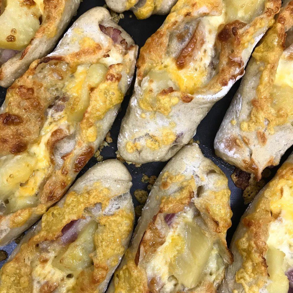 Bacon&Potato ベーコンとポテトのパン