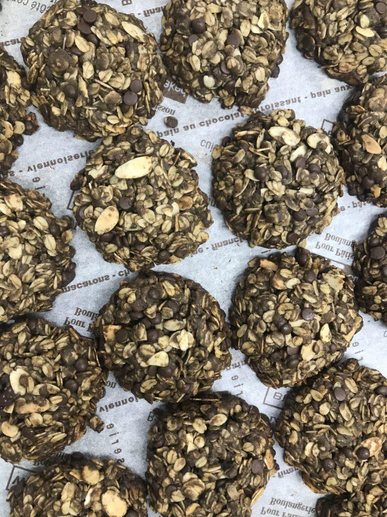 Granola chocolate グラノーラクッキーチョコ