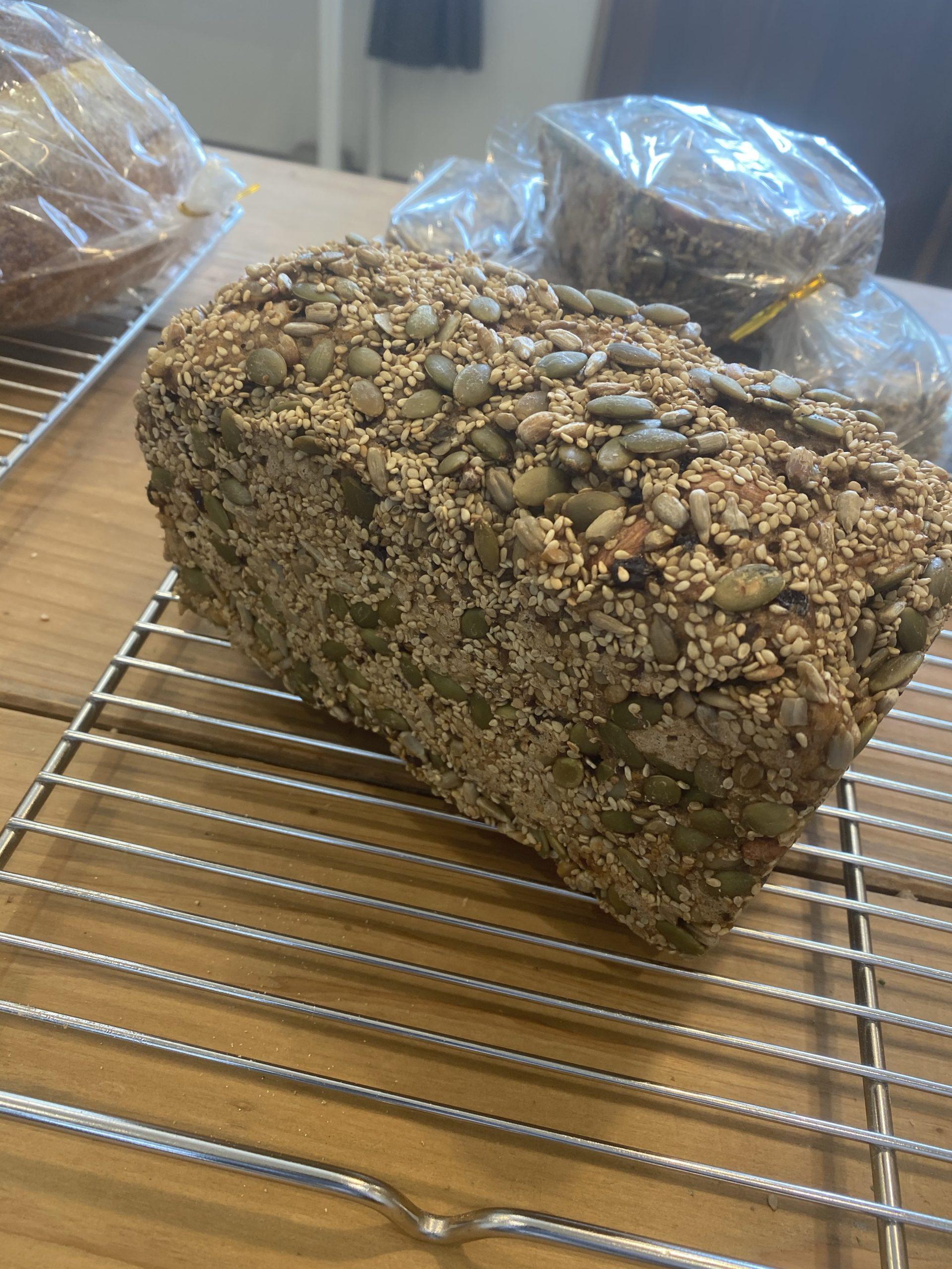 Nordic rye bread ノルディックライ