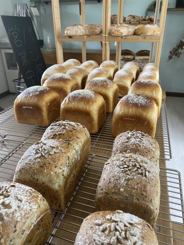 Bread 各種