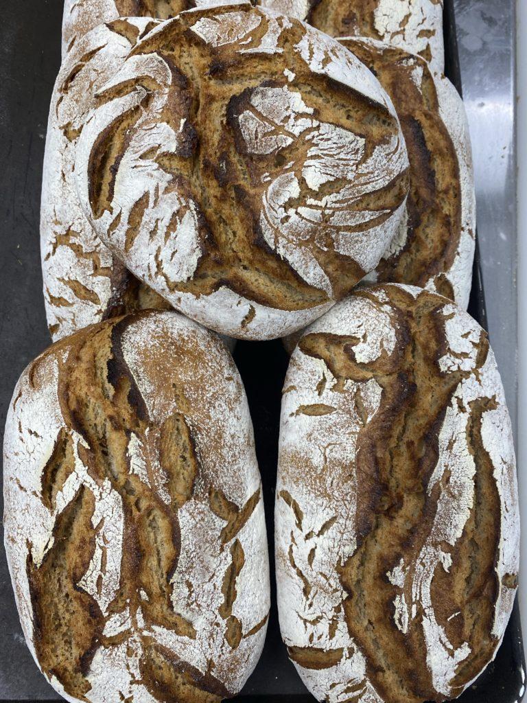 Rye 80 ライ麦80%のパン