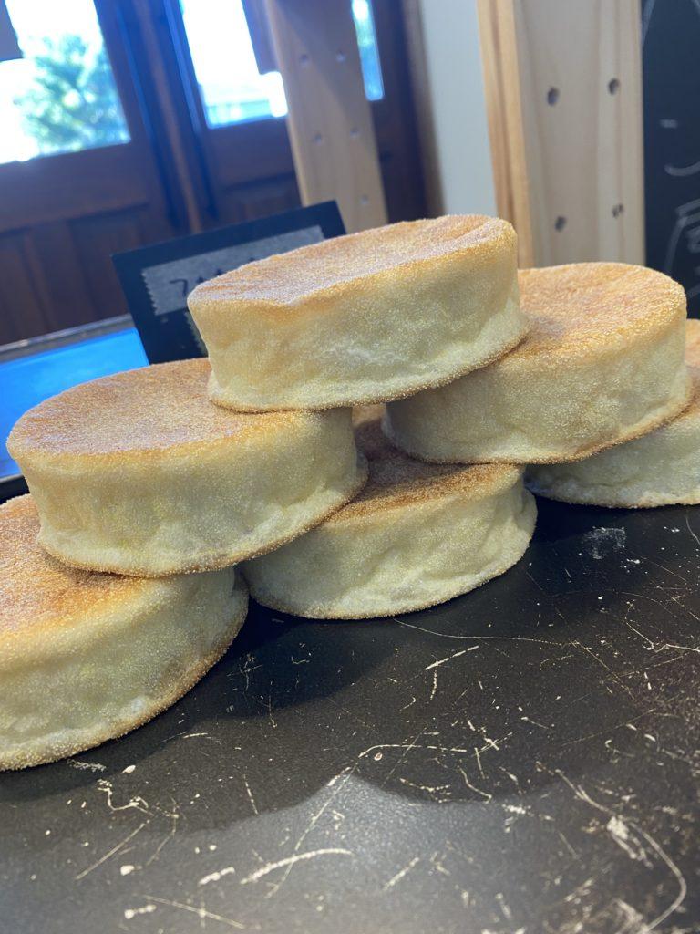 English muffin イングリッシュマフィン
