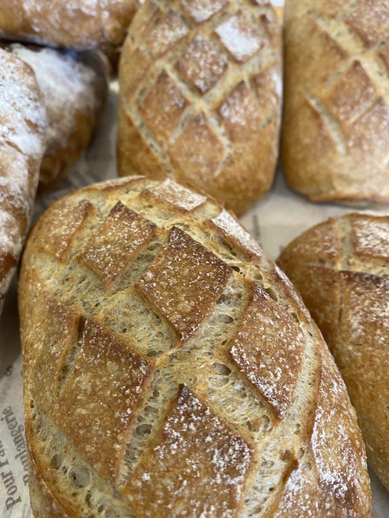 Rye20 ライ麦20%のパン