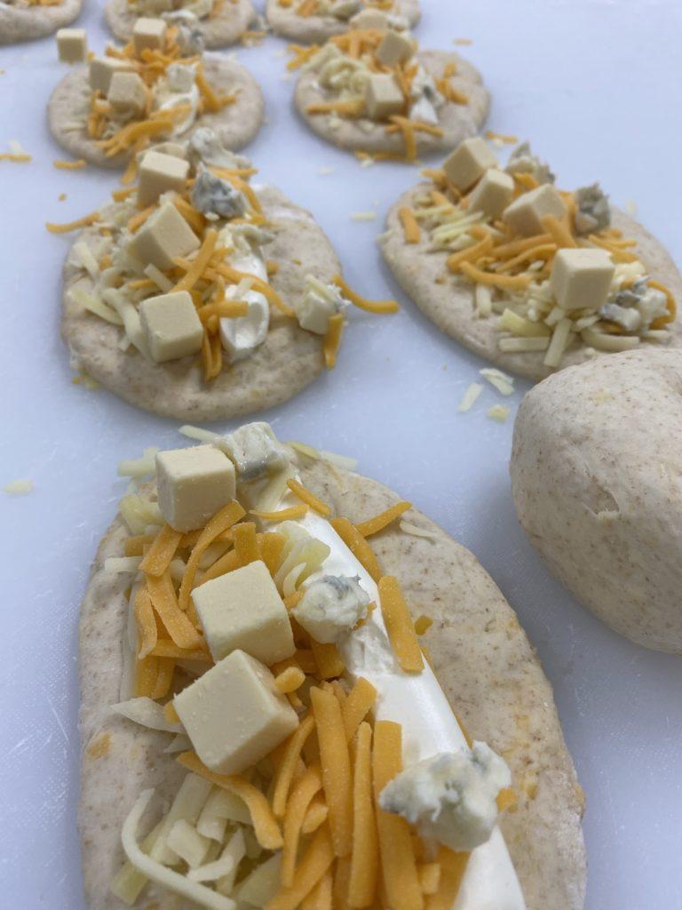 Bagel 6種のチーズ